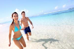 es Sommer - Fünf Strategien, um hartnäckiges Körperfett zu reduzieren
